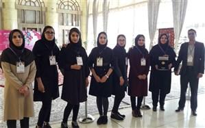 درخشش 8 فرهنگی و دانش آموزاستان در نوزدهمین دوره پرسش مهر ریاست جمهوری