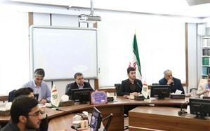نشست نمایندگان تشکل های دانش آموزی خراسان رضوی با مدیرکل آموزش و پرورش استان