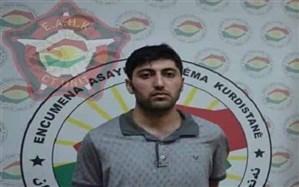 عامل ترور دیپلمات ارشد ترکیه در اربیل بازداشت شد