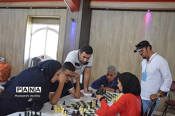 مسابقات آزاد شطرنج ریتد کشوری  جام طبیعت در سیلوانا