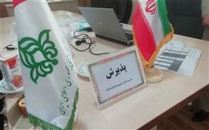 برگزاری پیش  اردو پیشتازان پسر سازمان دانش آموزی استان کردستان