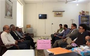 جلسه کارگروه صندوق ذخیره فرهنگیان برگزار شد