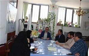 برگزاری جلسه هماهنگی مربیان نهمین اردوی ملی پیشتازان سازمان دانش آموزی در اردبیل
