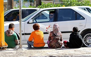 کودکان خیابانی خارجی به همراه خانوادههایشان «ردِ مرز» میشوند