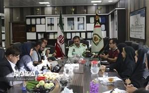 اعزام بیش از 3500 نفر زائر به سرزمین وحی از فرودگاه شیراز