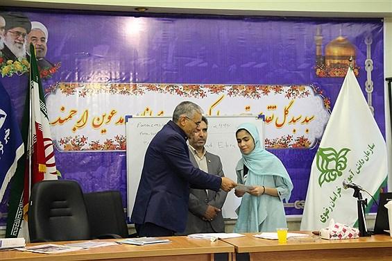 کلاسهای خبرنگاری و مجریگری سازمان دانشآموزی خراسان رضوی