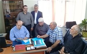 تفاهم نامه احداث مدرسه خیرساز  روستای گل  در چاراویماق آذربایجان شرقی امضا شد