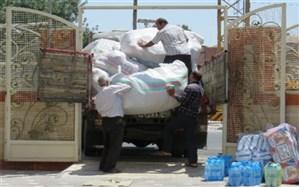 تداوم کمک های مردم آذربایجان شرقی به سیل زدگان