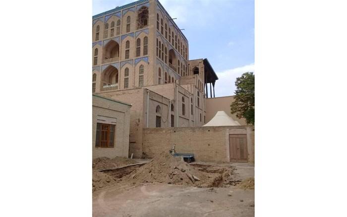 ساخت توالت در مکانهای تاریخی