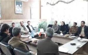 برگزاری جلسه کمیته کاهش آسیبهای اجتماعی در شهرری
