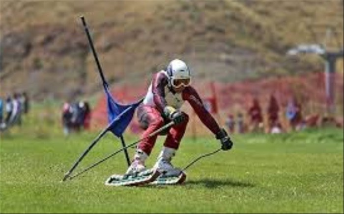 اسکی روی چمن
