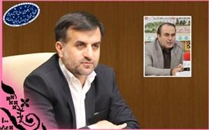 محمد رضا ناظم زاده به عنوان رئیس ستاد پروژهی مهر سال تحصیلی 1399-1398 استان معرفی شد