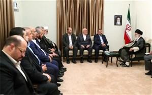 رهبر انقلاب: یکی از علتهای مهم دشمنی با ایران موضوع فلسطین است