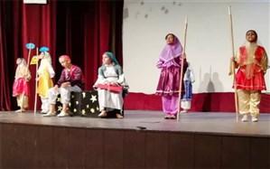 نمایش موزیکال حسن کچل در برازجان