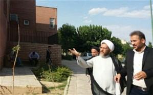 بازدید نماینده مجلس شورای اسلامی از مراکز فرهنگی شهرستان ری