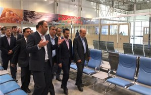 وزیر راه و شهرسازی :فرودگاه پیام  هفته آینده دوباره بازگشایی می شود