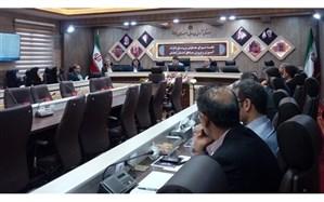 برگزاری جلسه بررسی برنامه های اجرایی شورای راهبری سند تحول و برنامه سه ساله استراتژیک