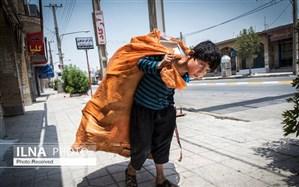 """عثمان، کودکی بلوچ که از """"خیابان"""" میهراسد!"""