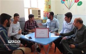 کمیسیون گام دوم انقلاب در مجلس دانش آموزی خرمشهر آغاز به کار کرد