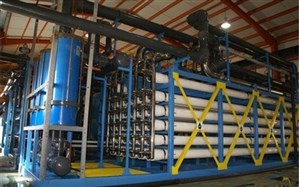 افزایش ۳۰۰ هزار مترمکعبی ظرفیت آب شیرینکنها