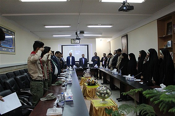 جلسه شورای برنامه ریزی سازمان دانشآموزی استان سیستان و بلوچستان