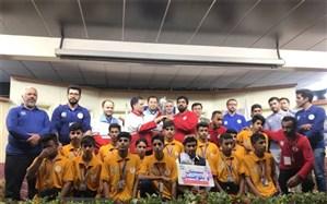 دانش آموزان ایرانشهری مقام دوم رقابتهای کشوری«دادرس» را کسب کردند