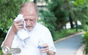 با آغاز موج گرمای شدید 118 شهروند ایلامی  بر اثر گرمازدگی به بیمارستان ها مراجعه  و درمان شدند