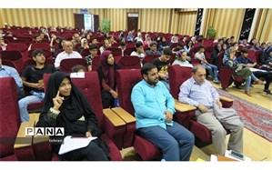 جلسه توجیهی هدایت تحصیلی دانش آموزان منطقه 18برگزار شد