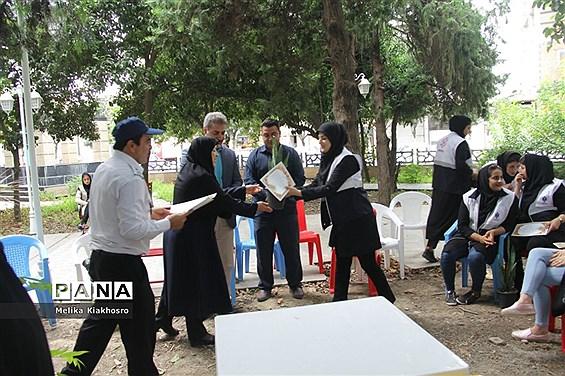 نشست هماندیشی فعالان اجتماعی محیط زیست در محمودآباد