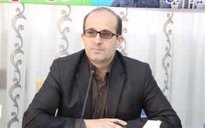 تجهیز مدارس عشایری استان همدان به وسایل آموزشی