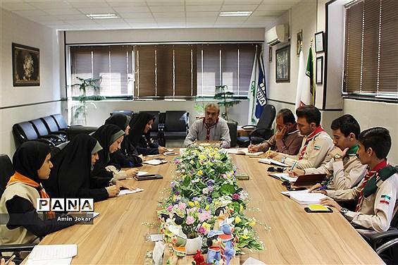 چهارمین جلسه هئیت رئیسه مجامع اعضاء و مربیان استان فارس