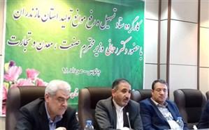 وزیر صمت: فعالیت معادن منافاتی با رعایت مبانی محیط زیست ندارد