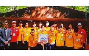 دانش آموزان ساوجی مقام دوم رقابتهای کشوری«دادرس» را کسب کردند