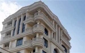 قیمت پیشنهادی آپارتمان در مناطق مختلف