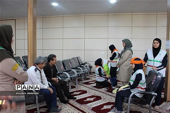حضور مدیرکل آموزش و پرورش کردستان در پیش اردو ملی