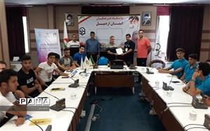 برگزاری کارگاه آموزشی ارزش های المپیک در اردبیل