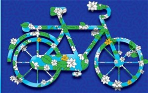 ایجاد پیست دوچرخهسواری باغ فدک پاسخی به مطالبات بانوان