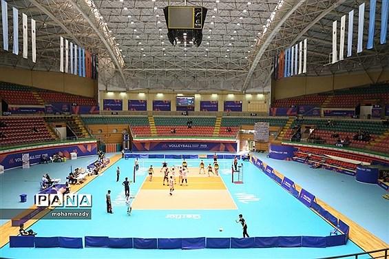 رقابتهای ورزشی دانش آموزان سراسر کشور - والیبال در اردبیل