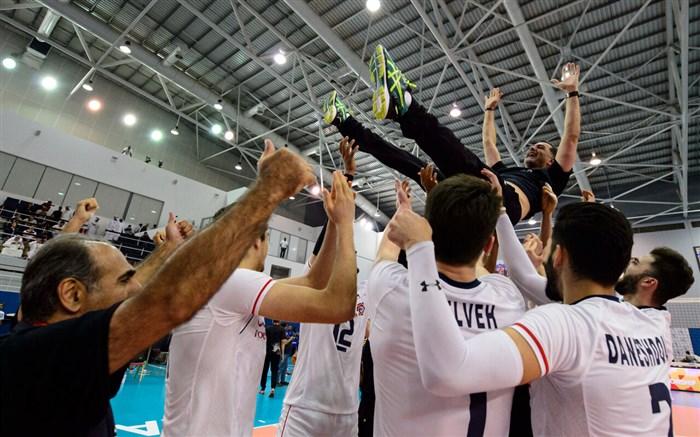 پیام تبریک سرپرست استانداری گیلان پس از قهرمانی تیم ملی والیبال جوانان