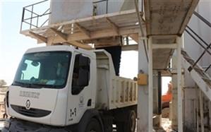 از ابتدای سال تاکنون نزدیک یه 44 هزار تن از محصول در کارخانه آُسفالت شهرداری قزوین تولید شده است