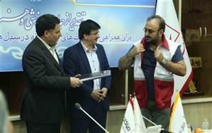 مهران احمدی: هر خانه را به یک پایگاه هلال احمر تبدیل کنیم