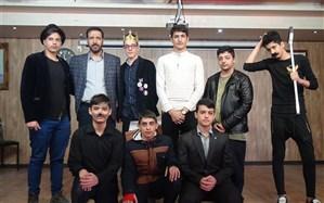 راهیابی دانش آموزان شهرقدس به مرحله کشوری مسابقات فرهنگی هنری