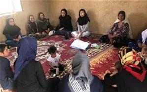 برگزاری جلسه آموزشی تغذیه در مناطق روستایی شهرستان ری