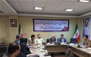 برگزاری جلسه ستاد بازآفرینی پایدارشهری در شهرستان اسلامشهر