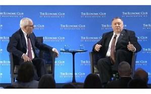 پمپئو: هیچ گفتوگویی در آمریکا با ظریف نشده است