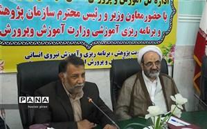 مدیر کل آموزش و پرورش سیستان و بلوچستان: تحول در آموزش و پرورش با پژوهش صورت می پذیرد