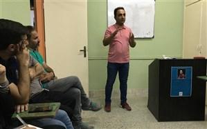 کارگاه  آموزشی  سینمای مستند در انجمن سینمای جوانان  نیشابور برگزار شد