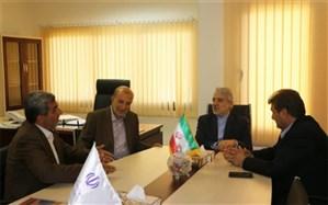 نمایندگان و مدیرکل آموزش و پرورش استان البرز با معاون رئیس جمهور دیدار کردند