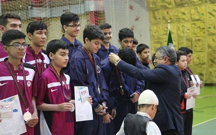 پیام تبریک مدیرکل آموزش و پرورش استان