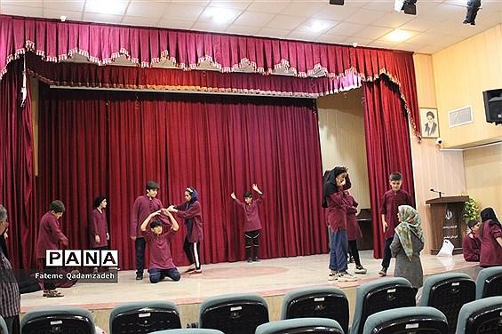 کارگاه آموزشی هنرهای نمایشی کودکان و نوجوانان اسلامشهر